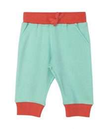 Joggers in Coral & Mint by Darlo
