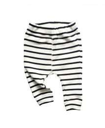 Breton stripe pants by Organic Zoo (flatlay)