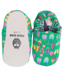 Bugs mini shoes by Poco Nido (top & sole)