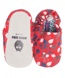 Monkey mini shoes by Poco Nido (top & sole)