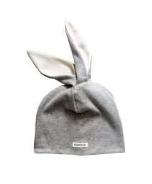Rabbit hat by Organic Zoo (flatlay)
