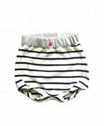 Breton stripe bloomers by Organic Zoo