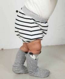 Breton stripe bloomers by Organic Zoo (child)