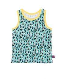 Toucan vest t-shirt by Poco Nido
