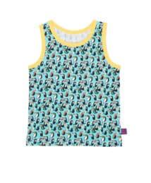 Toucan vest t-shirt by Poco Nido