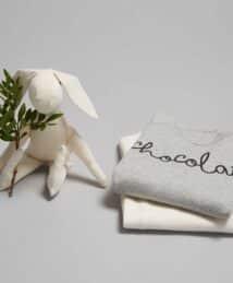 Grey 'Chocolate' Body by Organic Zoo