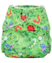 Baba+Boo One Size Nature Detective Reusable Nappy