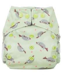 Baba+Boo One Size Sloths Reusable Nappy