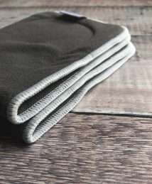Charcoal boosters for Baba+Boo cloth nappies
