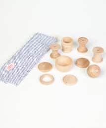 © Joguines Grapat: Treasure basket x 10 elements