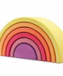 Ocamora Gelber Regenbogen (6-teilig)
