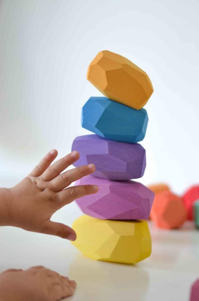 Ocamora Multi-Coloured 'Teniques'