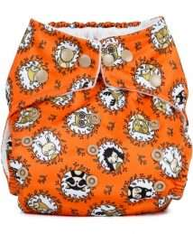 Baba+Boo Enchanted Wood One Size Reusable Nappy