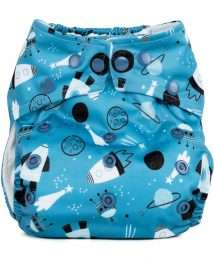 Baba+Boo Shoot For The Moon One Size Reusable Nappy