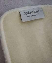 Baba+Boo Cloth Nappy Hemp Booster Insert