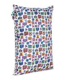 Baba+Boo Cameras Nappy Storage Bag - Large