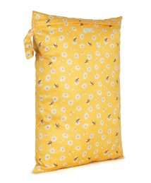Baba+Boo Daisies Reusable Nappy Bag - Large