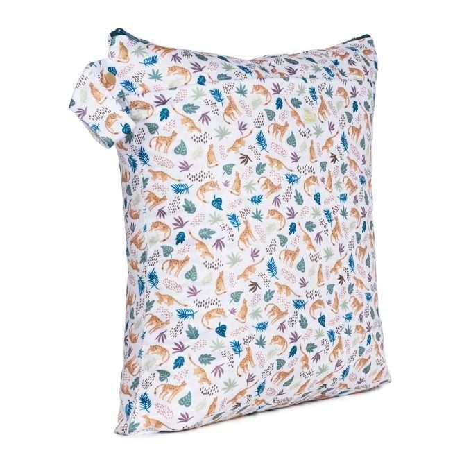 Baba+Boo Medium Cheetahs Nappy Bag