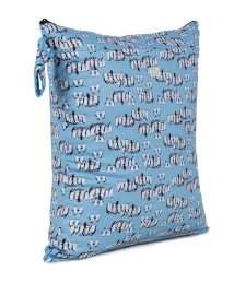 Baba+Boo Medium Reusable Nappy Bag - Penguins