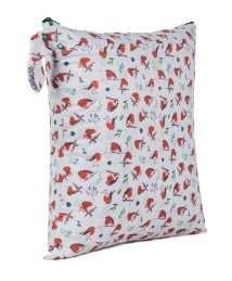 Baba+Boo Medium Reusable Nappy Bag - Robins