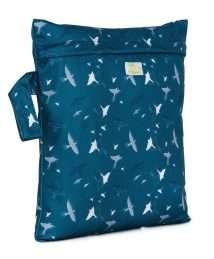 Baba+Boo Small Reusable Nappy Bag - (Hope) Swallows