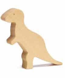 Ocamora Wooden T. Rex Dinosaur