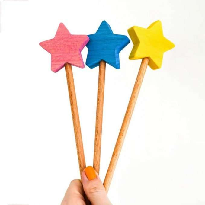 Ocamora magic wands