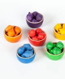 Grapat Bowls & Acorns