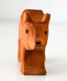 Predan large wooden bear