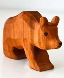 Predan large wooden bear