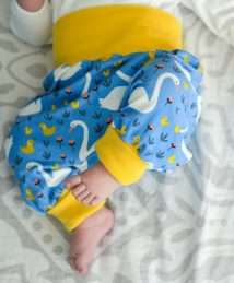 KrokoBaby Organic Summer Lake Pants