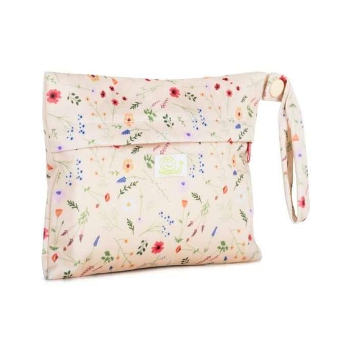 Baba+Boo Mini Wet Bag - Wildflowers