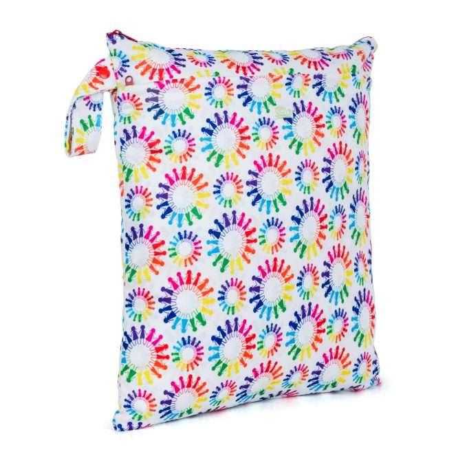 Baba+Boo Community Medium Double Zip Wet Bag