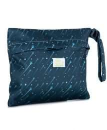 Baba+Boo Sanitary Pad Bag - Shooting Stars