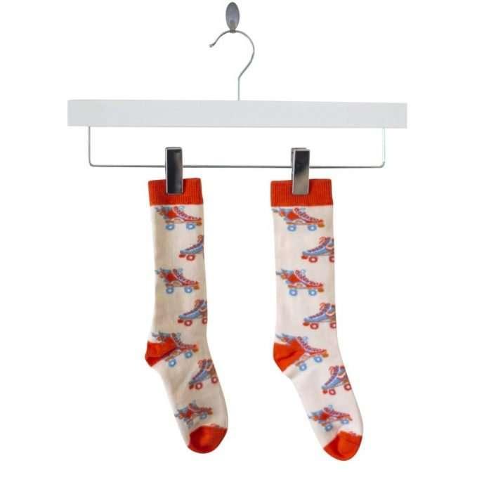Knee-High Socks Roller Disco