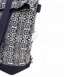 Mara Mea Classic Nappy Bag (Divine Flower)