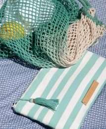 Mara Mea Stroller Net (Tiny Beach)