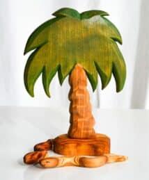 Predan Palm Tree & Snakes