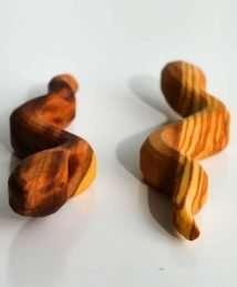 Predan Wooden Snakes