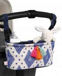 Kinderwagen-Organizer (Happy Flow)