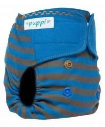 Puppi Merino Wool Cover (Mini One Size Mythical Galleon Velcro)