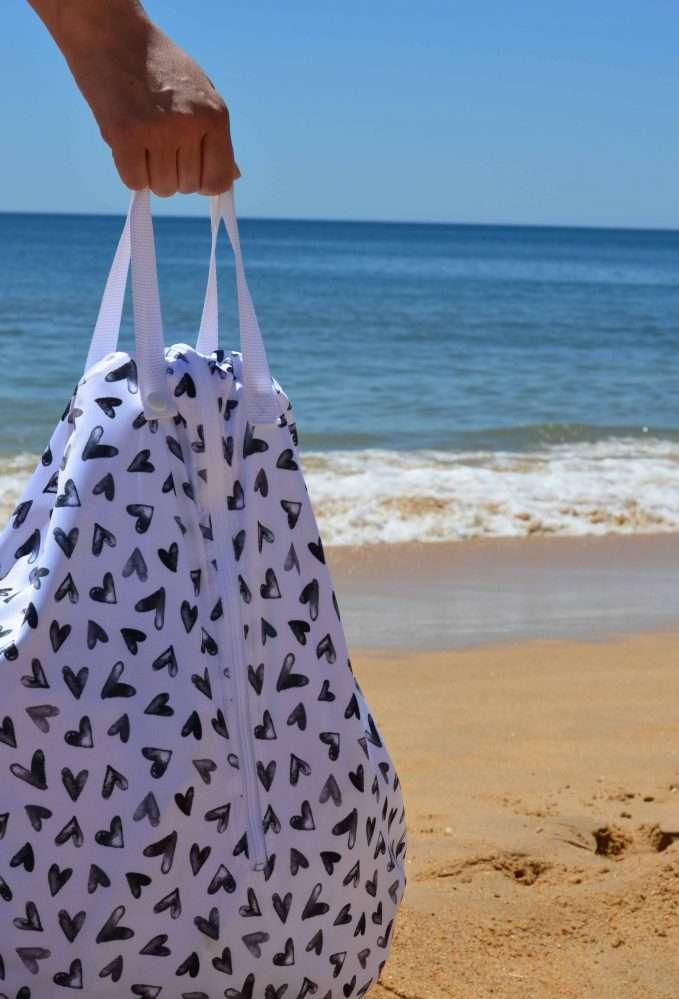 Smart Bottoms Hanging Wet Bag Nurture