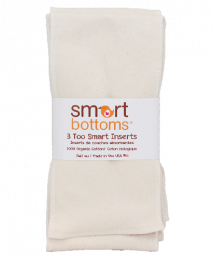 Smart Bottoms Too Smart Inserts (3 Pack)