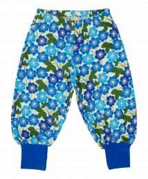 DUNS Sweden All over printed Baggy Pants (Hepatica Nobilis)