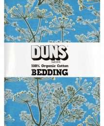 DUNS Sweden Bedding Set (Dill Blue)