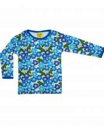 DUNS Sweden Long Sleeve Top (Hepatica Nobilis)