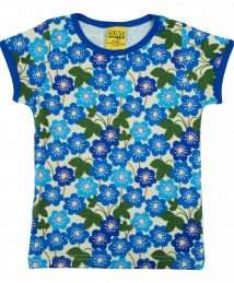 DUNS Sweden Short Sleeve Top (Hepatica Nobilis)