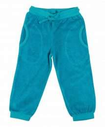 DUNS Sweden Terry Pants (Lake Blue)