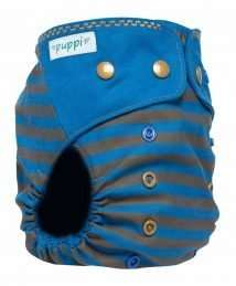 Puppi Merino Wool Cover (One Size Plus Mythical Galleon - Snaps)