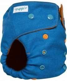 Puppi Merino Wool Cover (One Size Plus Winter Heat - Snaps)